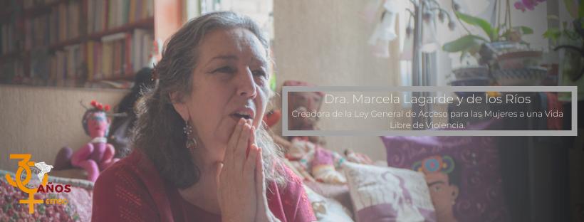 Marcela Lagarde y de los Ríos