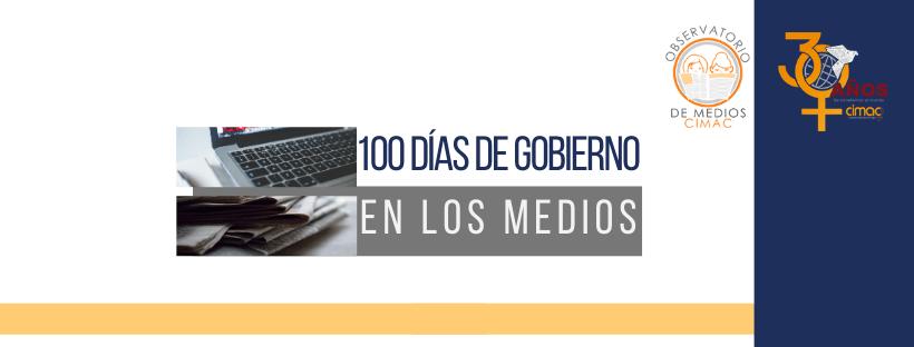 100 días de gobierno en los medios
